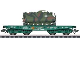 H0   Märklin 48874 - DB AG, Platte wagen voor zware belasting Rlmmps