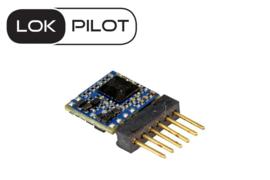 N | Esu 59817 - LokPilot 5 micro DCC/MM/SX, 6-pin Direkt, N, TT