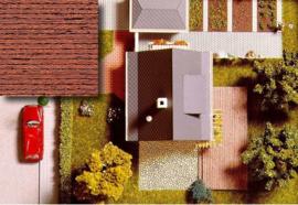 H0 | Busch 7039 - 2 Decorplaten houten vloerdelen