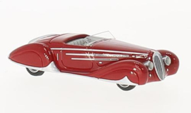 H0 | BoS-Models 87436 - Delahaye 165 V12, rood, RHD, 1938