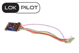 H0 | Esu 59610 - LokPilot 5 DCC/MM/SX/M4, 8-pin NEM652, H0 ,0