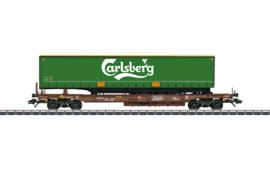 "H0 | Märklin 47112 - AAE, Dieplader ""Carlsberg""."