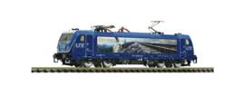 N | Fleischmann 738973 - Electric locomotive class 187, LTE (DC Sound)