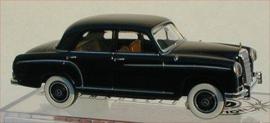 H0 | Brekina 23054 - Mercedes 190 ponton, black