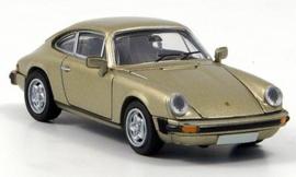 H0 | Brekina 16302 - Porsche 911 Coupe, metallic-beige (10)