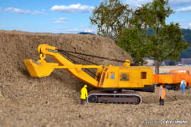 N | Kibri 19101 - MENCK excavator with face shovel