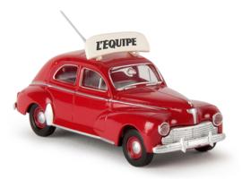 H0 | Brekina 29056 - Peugeot 203 L'équipe