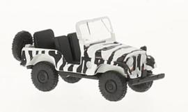 H0   Brekina 58903 - Jeep Universal, Safari.