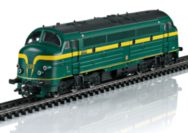 H0   Märklin 39678 - NMBS Class 53 (AC sound)
