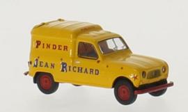 H0 | Brekina 14731 - Renault R4 Fourgonnette, Pinder Jean Richard (10)
