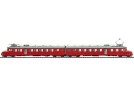 H0 | Trix 25260 - SBB, Dubbele motorwagen RAe 4/8 (DC sound)