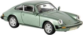 H0 | Brekina 16300 - Porsche 911 (G-Reihe), groen-metallic (10)