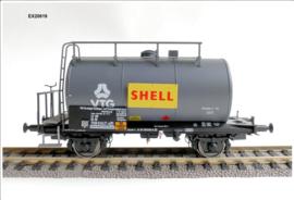 H0   Exact Train EX20619 - DB, 30m3 Uedinger Kesselwagen VTG/Shell