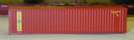 N | De Luxe 5411 - set 40' containers Trans Ocean / corrugated