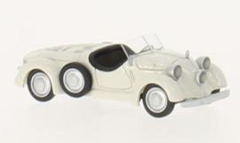 H0 | BoS-Models 87201 - Mercedes 150 (W30) Sport Roadster, lichtbeige, 1935