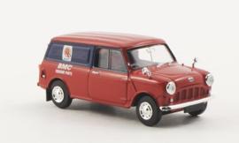 H0 | Brekina 15358 - Austin Mini Van, BMC - Genuine Parts (10)