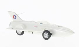 H0 | BoS-Models 87280 - GM Firebird I, metallic-wit, 1953
