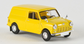 H0 | Brekina 15350 - Austin Mini Van, traffic yellow.