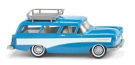 H0   Wiking 007001 - Opel Caravan ´57 (1)