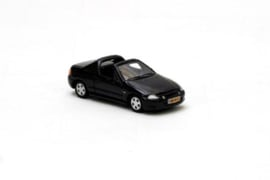H0 | NEO 87412 - 1992-1998 Honda CRX, Black Metallic.
