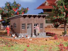 H0| Vollmer 43864 - Chicken house