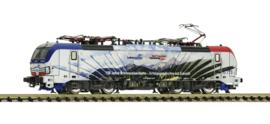 N | Fleischmann 737393 - Lokomotion/RTC, Elektrische locomotief 193 773-9 (sound)
