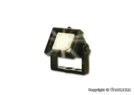 H0 | Viessmann 6333 - Schijnwerper vierkant, LED wit