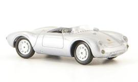 H0 | Ricko 38367 - Porsche 550 Spyder, silver, 1953