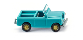 N | Wiking 092301 - Land Rover licht turquoise