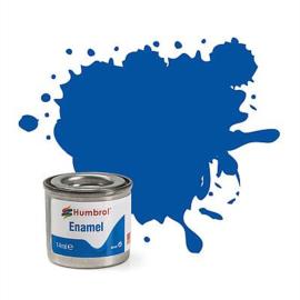 Humbrol 014 - French BlueGloss, 14 ml