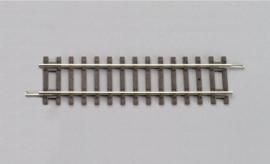 H0 | Piko 55203 - Rechte rails, L=115mm