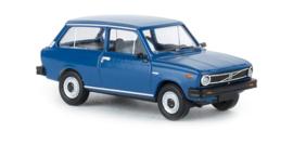 H0 | Brekina 27629 - Volvo 66 Combi, blauw