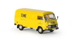 "H0 | Brekina Starmada 13303 - MB L 206 D van ""Time"""