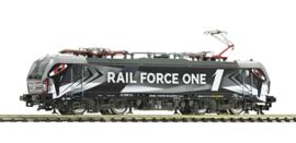 N | Fleischmann 739290 - Rail Force One, Elektrische locomotief 193 623-6