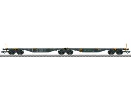 H0 | Märklin 47813 - MFD Rail, Dubbele containerwagen type Sggrss