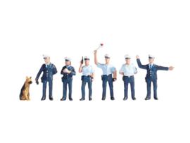 N | NOCH 36091 - Politieagenten