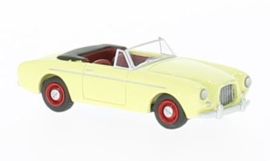 H0 | BoS-Models 87296 - Volvo P1900 Sport, light yellow, 1956