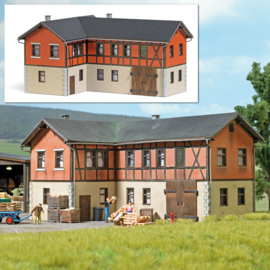 H0 | Busch 1655 -Farmhouse »Vogtland«