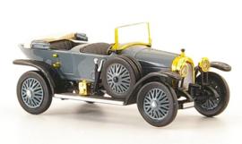 H0 | Ricko 38695 - Audi Alpensieger, grey, RHD