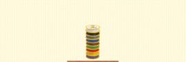 Brawa 3159 - Draad, 0,14 mm², 25mtr, wit