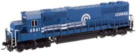 N | Atlas 49126 - SD-60 / Conrail 6856 ( Lenz® digitaal)