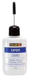 ALG | Faller 170492 - EXPERT, Plastic glue, 25 g