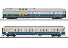 "H0 | Märklin 43882 - DB, Set sneltreinrijtuigen 2 ""Rheinpfeil 1963"""