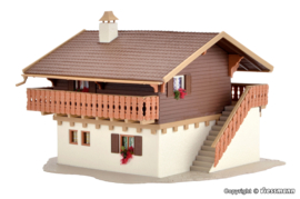 H0   Vollmer 43961 - Guest house with carport, bio-series