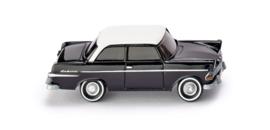 H0   Wiking 0080102 - Opel Rekord P2 1960 (1)
