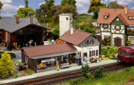 H0 | Faller 131548 - Klein station Kollnau