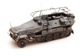 H0 | Artitec 387.110-GR - Sd.Kfz 251/3B Funkpanzerwagen, grijs