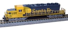 N | Kato 176-4907 - EMD SD40-2 / Santa Fe 5026