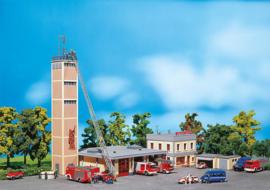 H0 | Faller 130989 - Brandweerkazerne