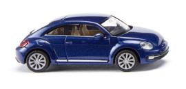 H0   Wiking 002902 - VW The Beetle - reef blue met.(1)
